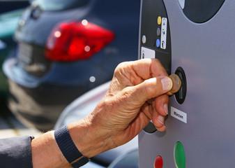 Parkautomat - Parking Fee