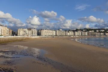 Donostia San Sebastiàn - La Spiaggia