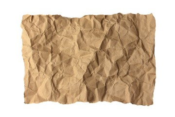 Wrinkle Recycle Paper
