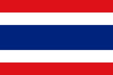 Wall Mural - Thailand Flag