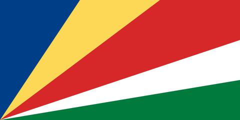 Wall Mural - Seychelles Flag
