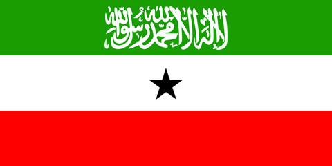 Wall Mural - Somaliland Flag
