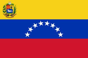Wall Mural - Venezuela Flag