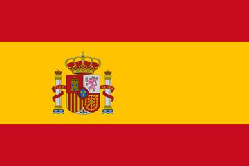 Wall Mural - Spain Flag