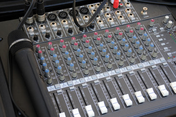 Audio Mixer Hardware