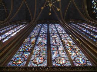 Sainte Chapelle en Paris