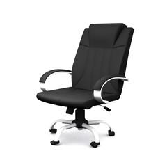 3D - Chefsessel / Bürostuhl - freigestellt 03