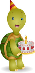 Turtle Birthday