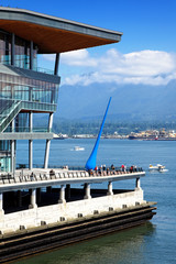 Vancouver Convention Centre in Kanada