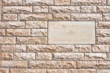Steinwand Mauer