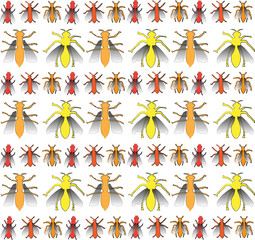 bugs vector