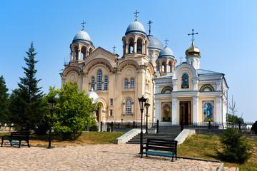 Verhoturie.Man's Piously-Nikolaev monastery