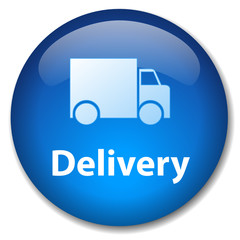 DELIVERY Web Button (transport express home free service truck)