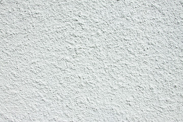 Rough white concrete wall, abstract background