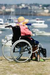 sortir malgré le handicap