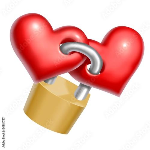Lucchetto d 39 amore immagini e fotografie royalty free su for Immagini natalizie d amore