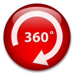 360 DEGREES Web Button (view panorama 360° virtual visit 100%)