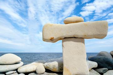 Coastal stack