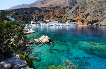 Southern Crete, Loutro