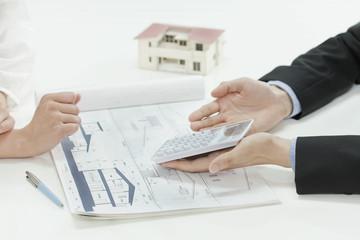 住宅販売イメージ