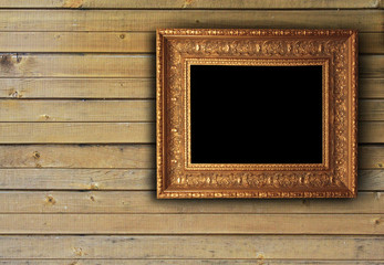 the brown wood texture with natural patterns with picture frame