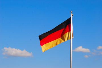 Deutschlandfahne, q.