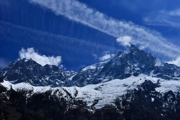 Cloud Stream at Chamonix