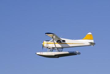 Seaplane in Canada
