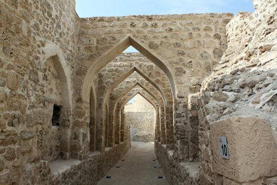 Bahrein fort