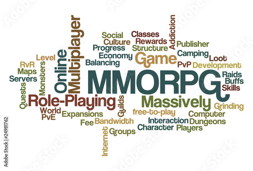 MMORPG - Massively Multiplayer Online Role-Playing Game