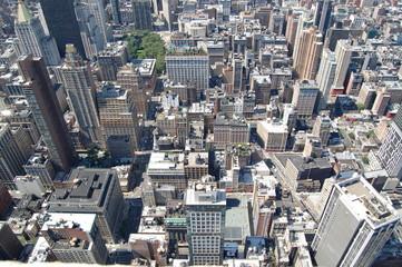 Dächer von New York
