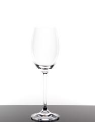 Weissweinglas einzeln