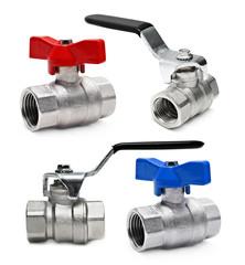 Water valve set