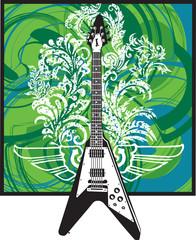 Electric Guitar design