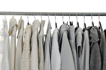 clothing rack display