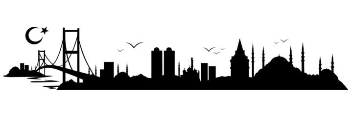 Skyline Istanbul\