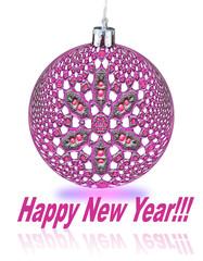 New-year ball