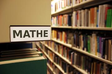 Mathe Bibliothek