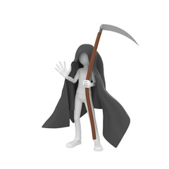 3d man halloween costume