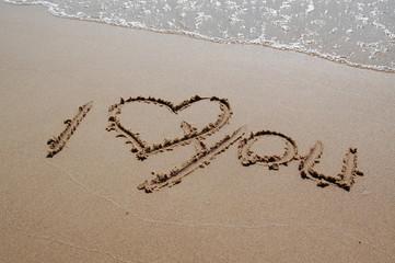 ich liebe dich / I love you
