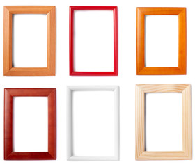 wooden frame background decoration