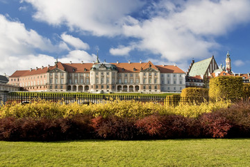 Royal Castle in Warsaw, monument on the World Heritage List.