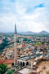 Minaret tower