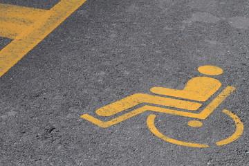 Parcheggio per diversamente abili II