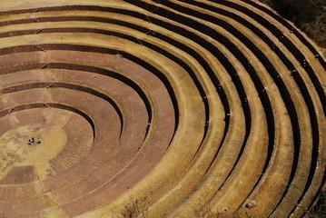 Terrasses de Moray, Pérou