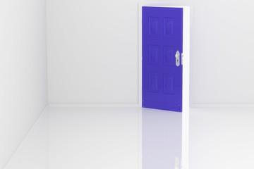 Room with a Door