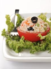 Pomodoro ripieno, tomato filling