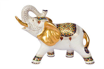 white design elephant is Thai ,