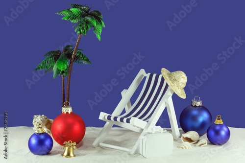 weihnachten am strand stockfotos und lizenzfreie bilder. Black Bedroom Furniture Sets. Home Design Ideas
