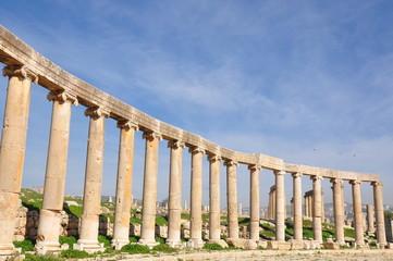 Column parade
